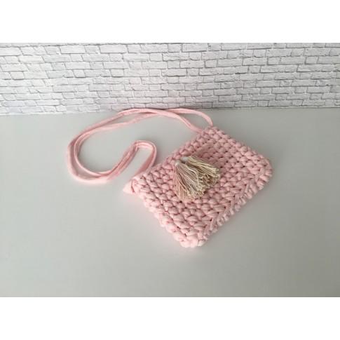 Poseta roz pastel